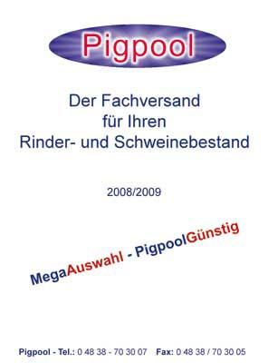 PIGPOOL - Katalog 2008/2009
